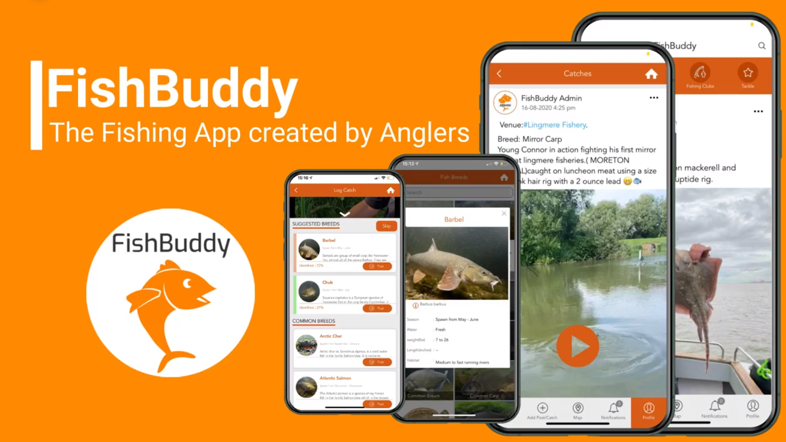 8 REASONS WHY YOU SHOULD DOWNLOAD THE FISHBUDDY APP TODAY