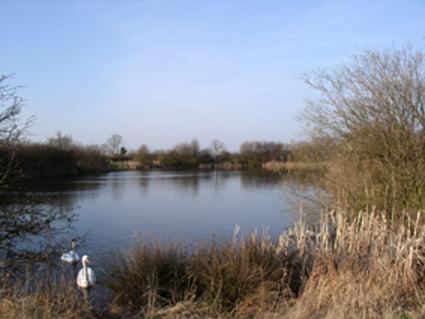 Hunts Farm Reservoir